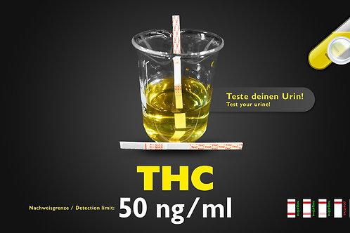 THC Urintest 50ng