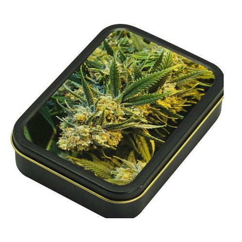 Square Box - Weed