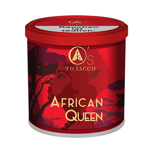 O's Tobacco - African Queen 200g