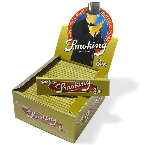 Smoking gold Kingsize Box