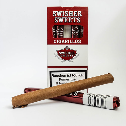 Swisher Sweet Cigarillos 5 Stk