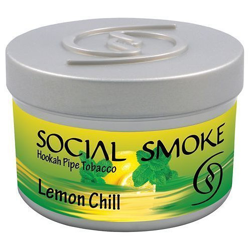 Social Smoke Lemon Chill