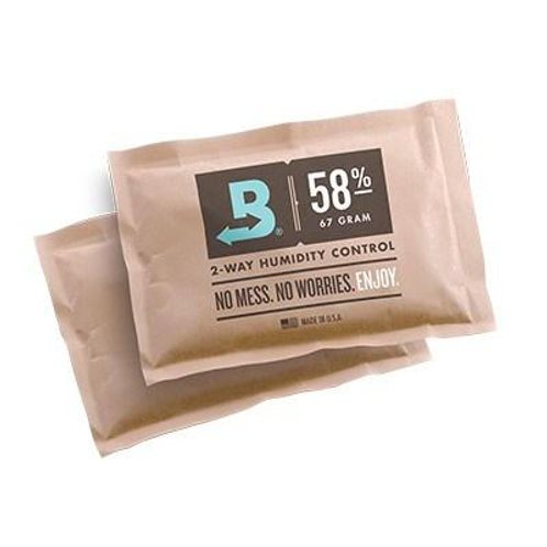 Boveda 58 Humidy Pack 67g