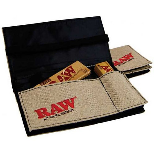 RAW Smokers Wallet, Tabaktasche