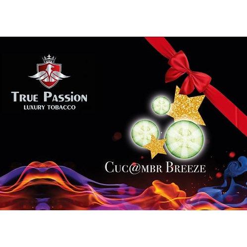 True Passion Tabak Cucumber Breeze 200g