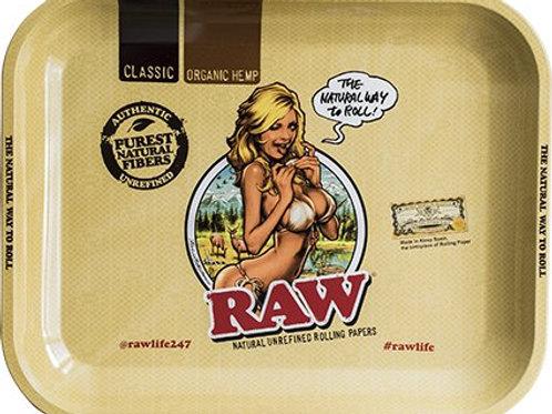 Kräuterschale RAW Girl 340mm x 275mm
