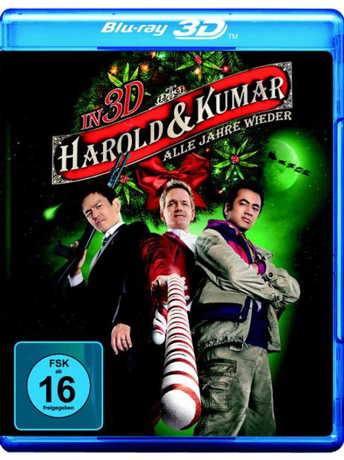 Harold & Kumar - Alle Jahre wieder