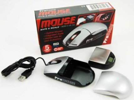 Mousescale 500g x 0,1g