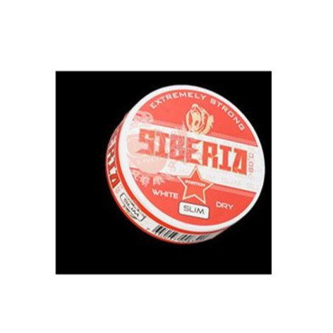 Siberia -80°C Extreme White Dry Portion Slim 13