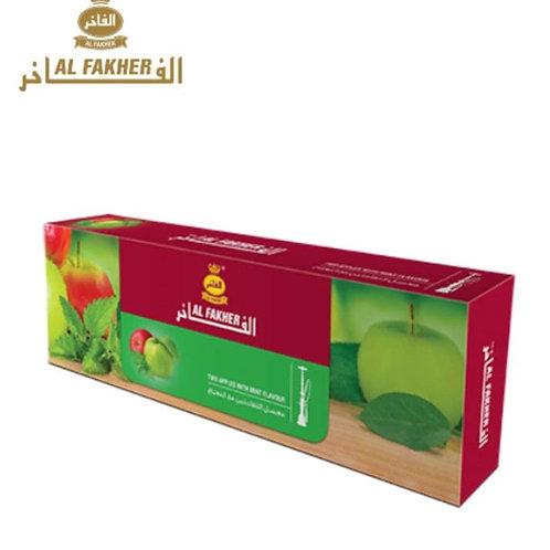Al Fakher Doppelapfel Mint 50 Gr.