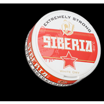 Siberia -80°C Extreme White Dry Portion 13