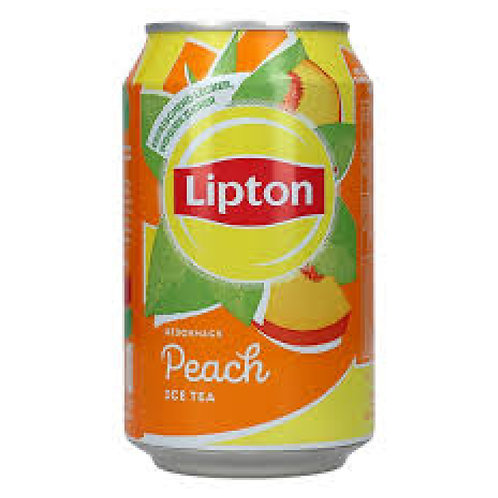 Dosentresor Lipton Ice Tea Peach