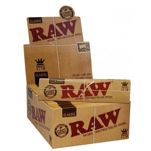 Raw Papers classic KS Slim