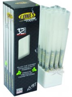 Party Cones 140mm 1x 32Stk
