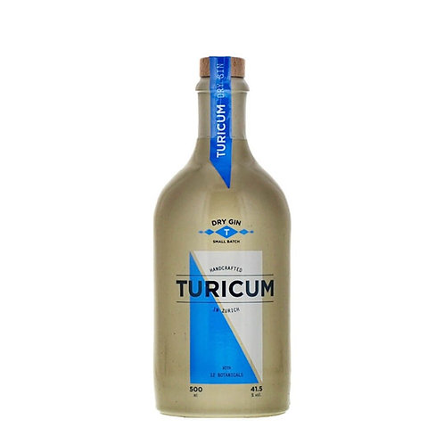 Gin Turicum No.3  41.5% 50cl