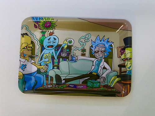 Rick and Simpson