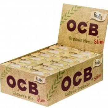 OCB-Organic Hemp Rolls