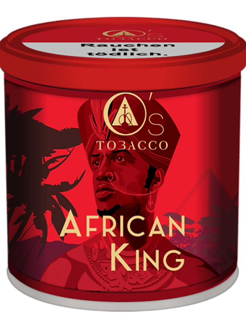 O's Tobacco - African King 200g