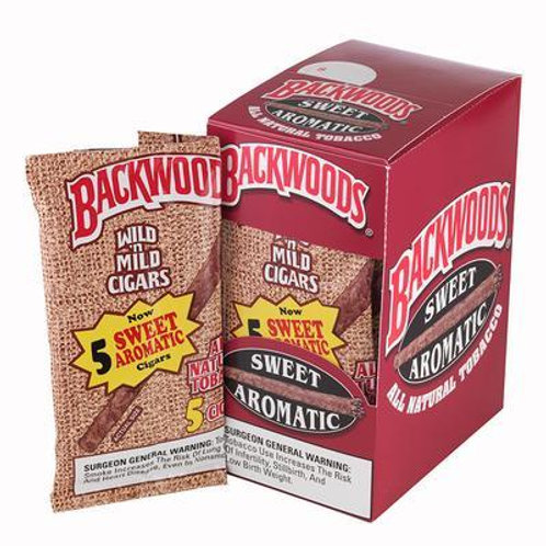 Backwood Blunt Sweet Aromatic