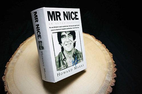 Mr.Nice Buch