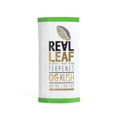 Real Leaf OG Kush Tabakersatz Kräutermischung - Beutel