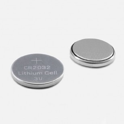 1x Batterie CR2032
