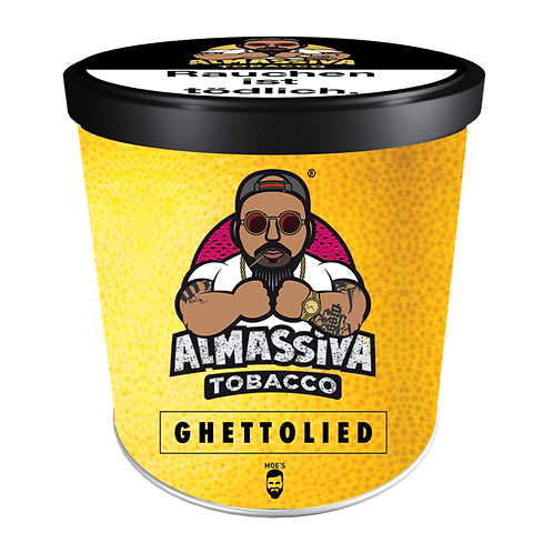 Almassiva  - Ghettolied 200g