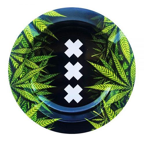 Best Buds – XXX Amsterdam Weed Leaves Metal