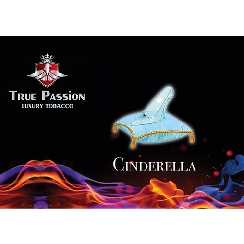 True Passion Tabak Cinderella 200g
