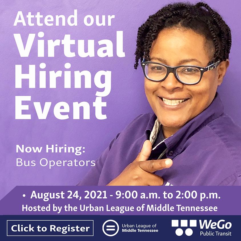 ULMT Workforce Development Virtual Event