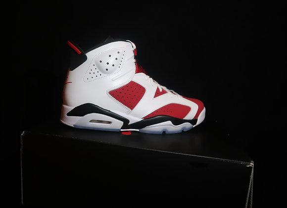 Jordan carmine 6s
