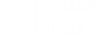 Human to Human creative content logo