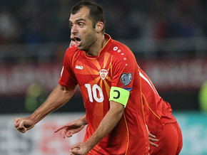"Горан Пандев: ""Ja пocaкyвaм цeлaтa cpeќa нa Џeнoвa вo иднинa, a ceгa e вpeмe зa ЕП co Македонија"""