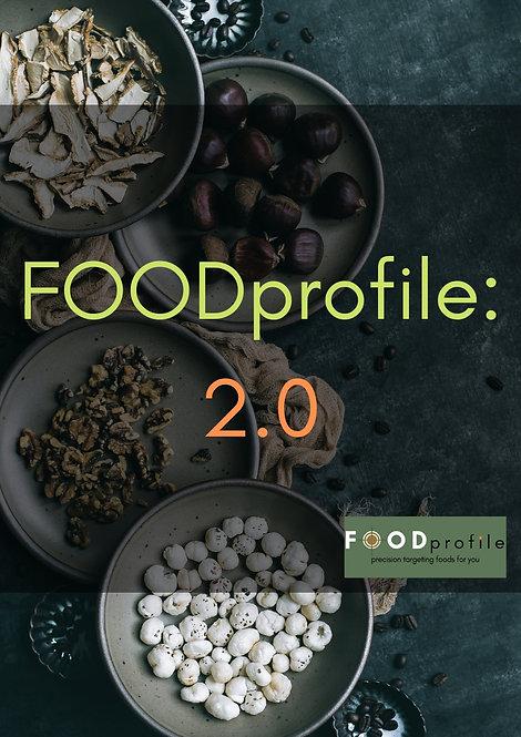 FOODprofile 2.0