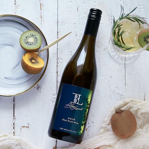 Blue Land - 2016 Kiwi Fruit Wine