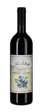 jazzbay blueberry wine
