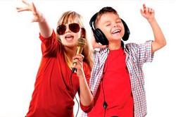 вокал дети