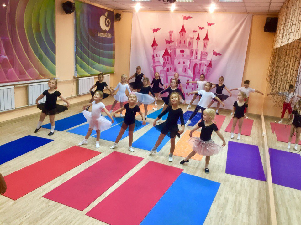 танцы 5-7 лет