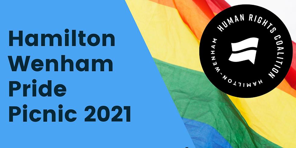 Hamilton-Wenham PRIDE Picnic 2021