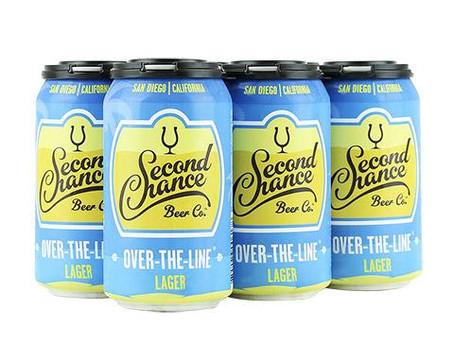 Second Chance Beer Co.- Over-The-Line Lager