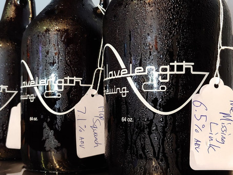 Wavelength Brewing Co - Grapefruit IPA