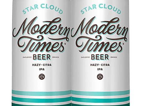 Modern Times - Star Cloud Hazy IPA
