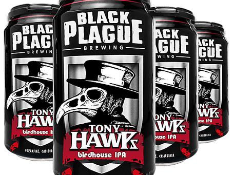 Black Plague Brewing - Tony Hawps Birdhouse IPA