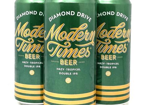 Modern Times Brewery - Diamond Drive DIPA