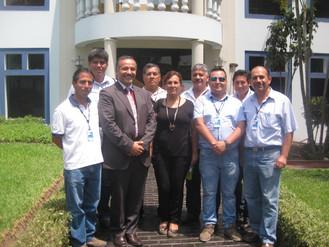 Sutesal recibió al Viceministro de Vivienda en la Atarjea
