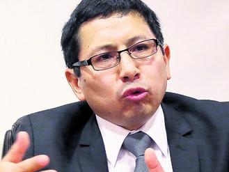 """Edmer Trujillo sobre Sedapal: """"Nosotros buscamos la participación privada"""""""