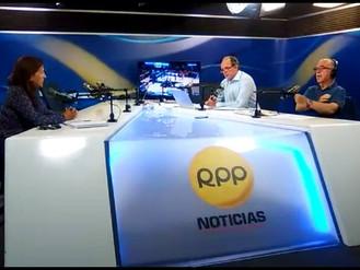 Sutesal en RPP Radio