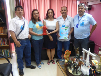 Sutesal en coordinación con Vicepresidencia de la Republica