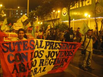 """Sutesal apoya la Lucha contra la """"Ley Pulpín"""""""