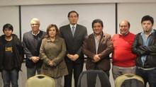 Reunión de Trabajo SUTESAL con Vicepresidentes de la República